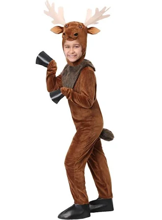 Wild Moose Bullwinkle Toddler Costume