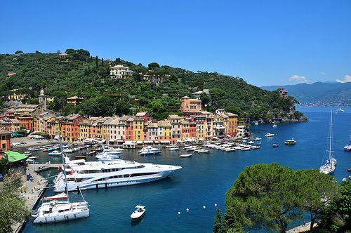 Portofino....菲諾港
