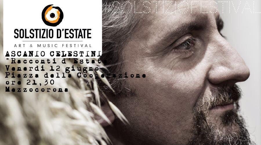 Ascanio Celestini, Racconti d'Estate #solstiziofestival livingwomen.net