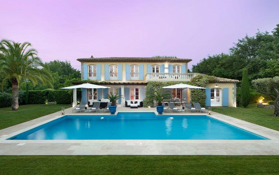 30 favolose ville da sogno con piscina ville case da - Case bellissime con piscina ...