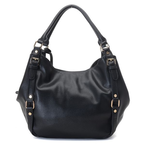 f1a9dcdecc MICHAEL Michael Kors Medium Bedford Shoulder Tote Black - mkvipsale ...