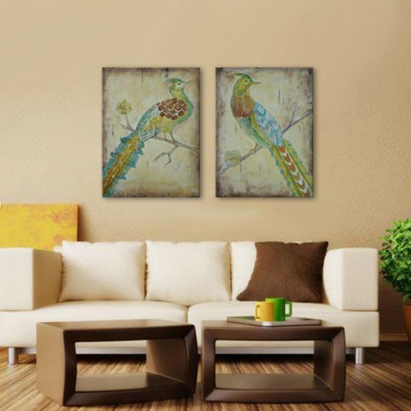 kreative wandgestaltung f r eine au ergew hnliche stimmung. Black Bedroom Furniture Sets. Home Design Ideas