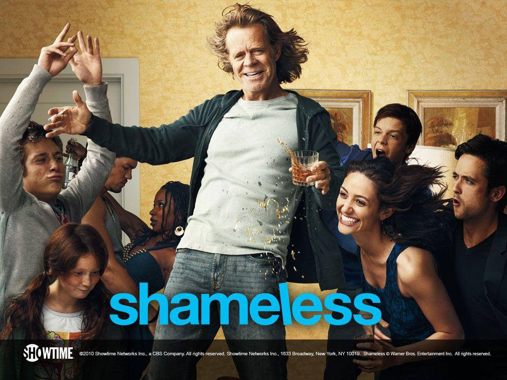 admit and be shameless Shameless.