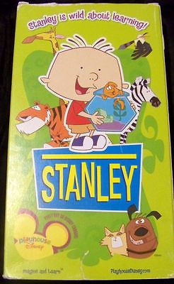 Playhouse Disney Stanley Games - expertrevizion