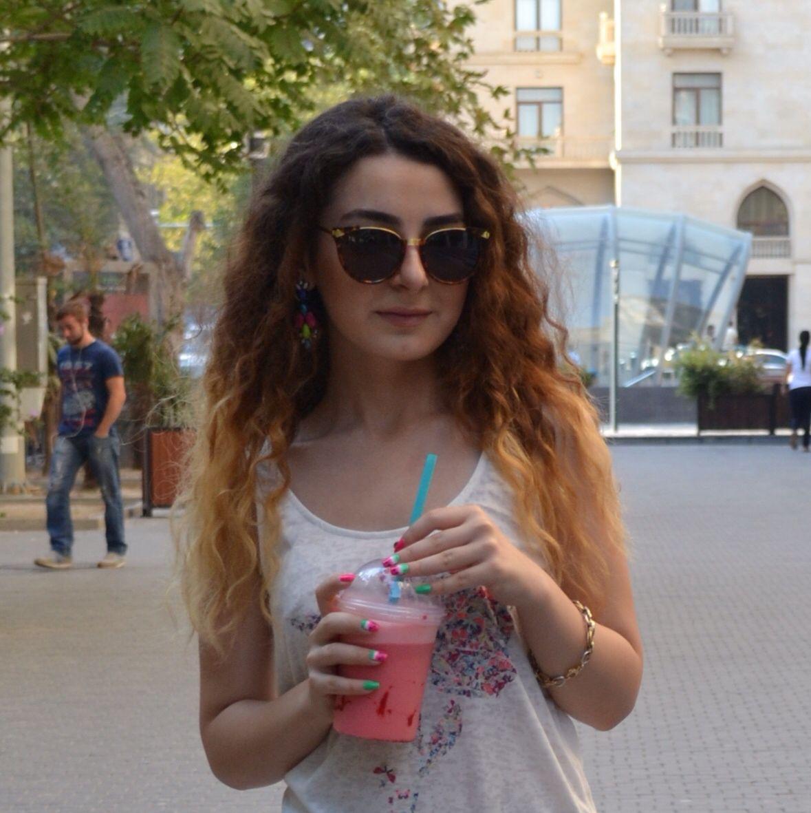 Baku azerbaijan girls