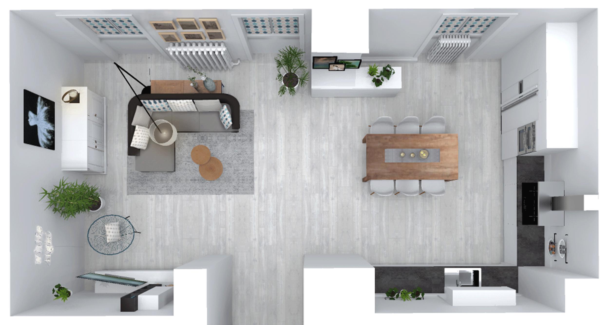 r alisation sk a tiphaine thomas d coratrice d coration architecte d 39 int rieur. Black Bedroom Furniture Sets. Home Design Ideas
