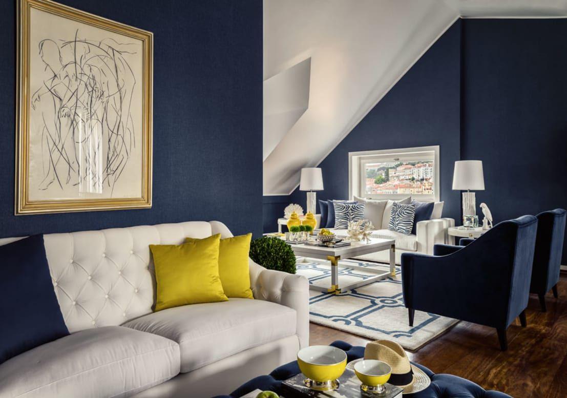 10 ألوان رائعة يمكنك استخدامها في الغرف الصغيرة Homify Homify Beautiful Living Rooms Decor Small Living Room