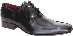 Giovanni Marquez - 63062 Box (men's) - Black Leather
