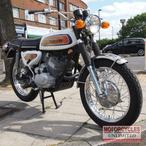 1971 Kawasaki A7 350 SS for Sale   Motorcycles Unlimited