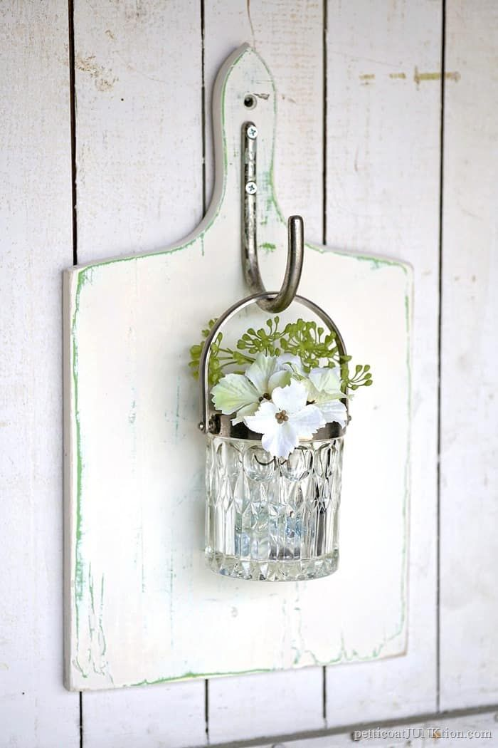 Glass Wall Vase On The Cheap Cut Glass Thrift And Glass