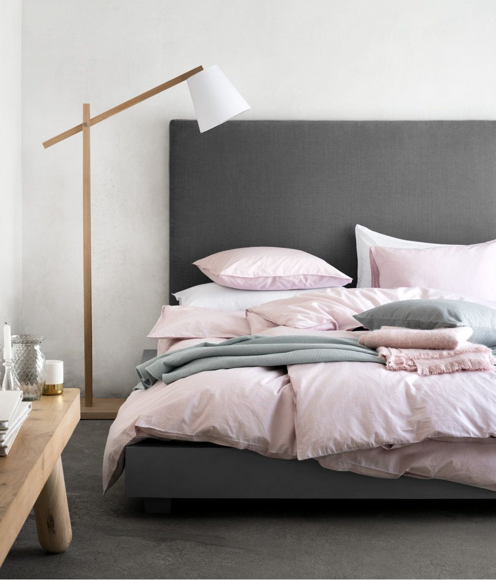 Best Bedroom In Pink Grey 400 x 300