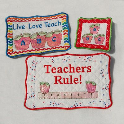 Machine Embroidery Designs Projects