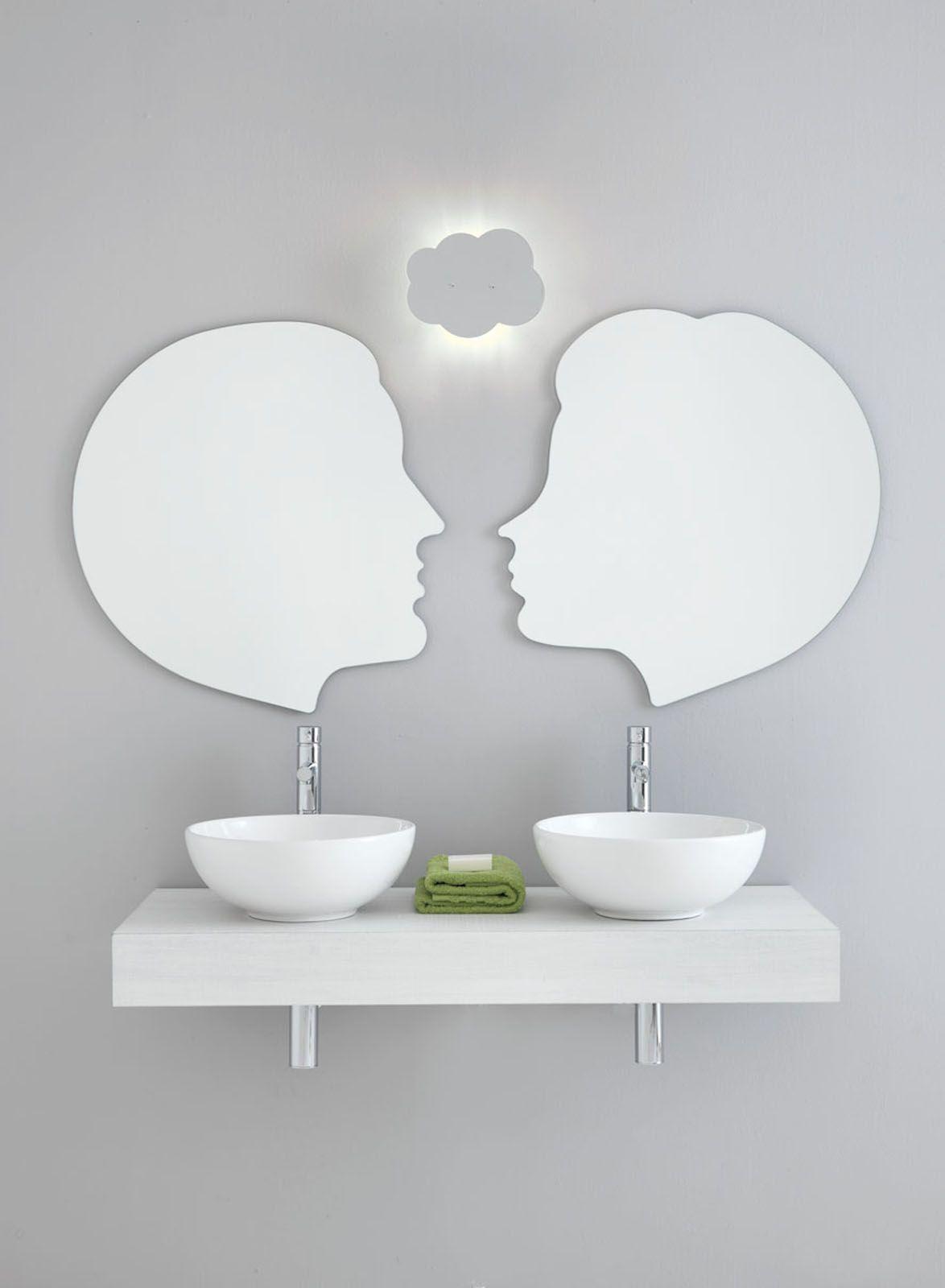 doppio lavabo specchio mobiletto cerca con google