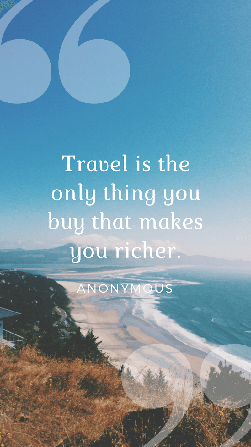Top 10 Most Inspiring Travel Quotes Ever Travel quotes