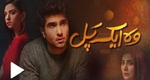 Woh Aik Pal Episode 14 Hum Tv Drama 10 June 2017 | Dramas