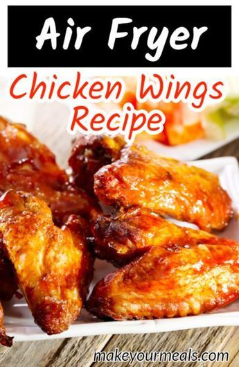 Keto Air Fryer Recipes Chicken Wings