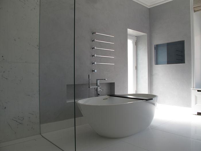 Marmorino Bathroom Sok Pa Google Grosse Badezimmer Badezimmer Zimmer