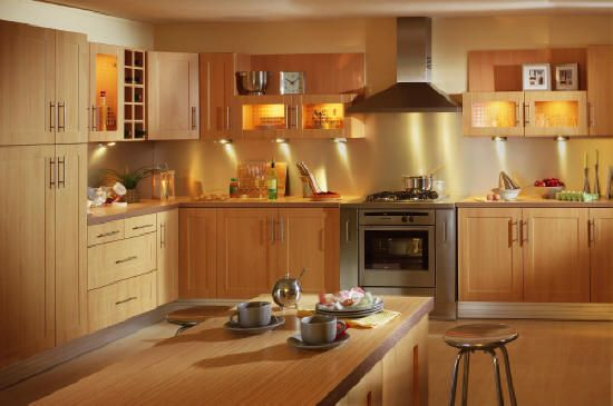 Beech Kitchen Light Yellow Paint Beech Kitchen Cabinets Replacement Kitchen Doors Beech Kitchen