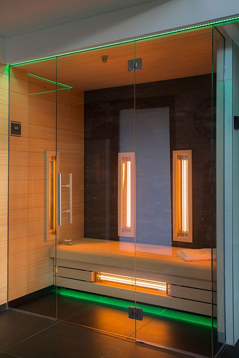 Infrarood sauna - Saunabouw Brabant - Droomhuis | Pinterest - Badkamer