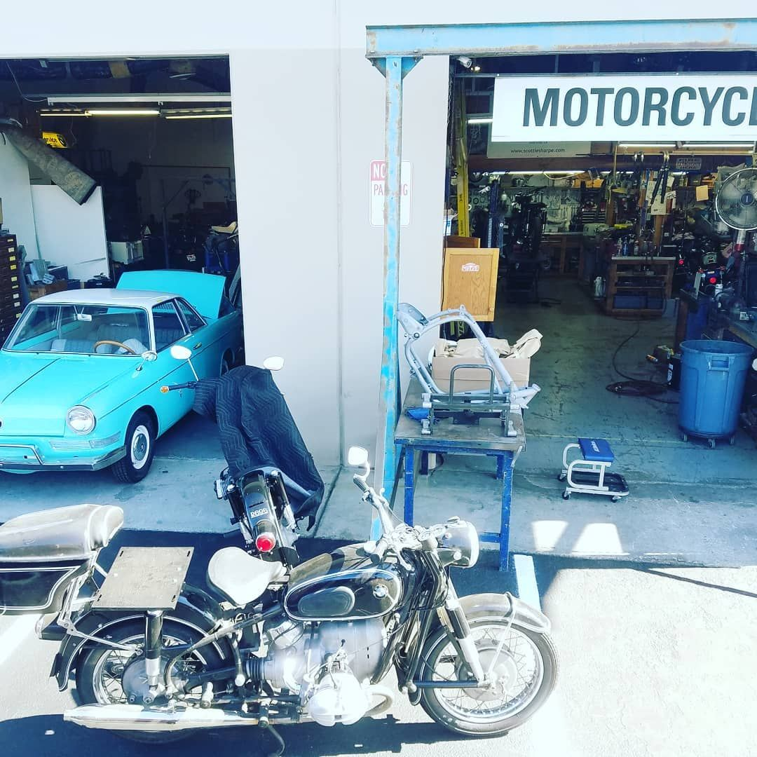 Untitled Bmw Motorcycle Vintage Bmw Motorrad Bmw Motorcycles