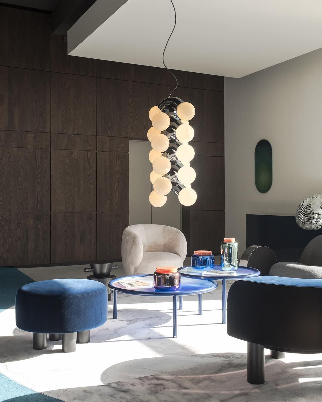 Home Interiorlighting Design: Vine Pendant Light, Multiple Low Wattage LED Lamps