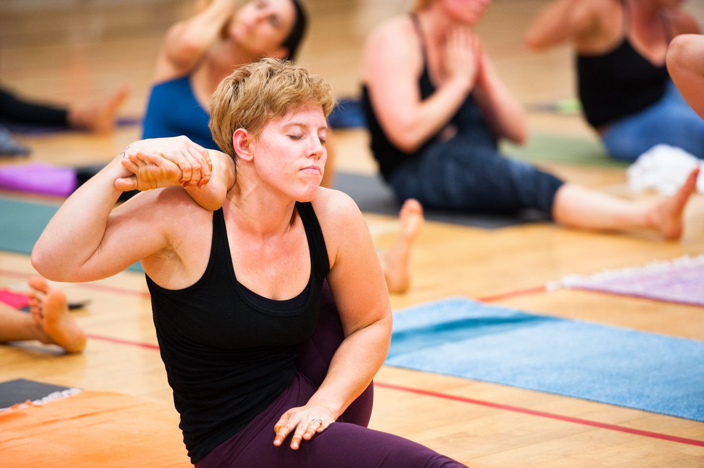 Meghan Mccullough Kirk Teacher At Dhyanayoga In Phl Ashtanga Yoga Nyc Sharath Yoga Tour Ashtanga Yoga Yoga Articles