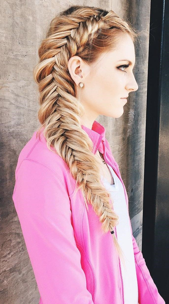 30 Trendy Braided Hairstyles For Women To Look Amazingly Awesome ...