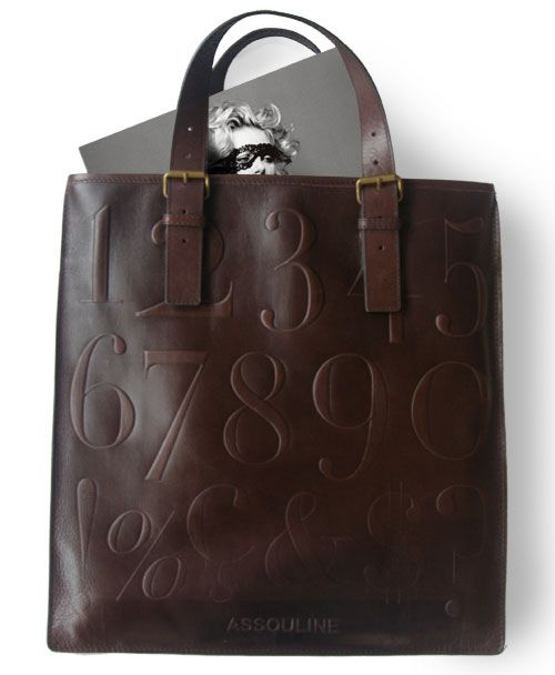 Selectism - Cole Haan Leather Tote Bag for Assouline