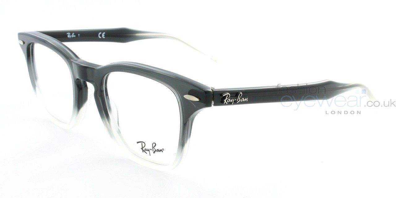 374b62f084d Ray Ban RB5244 5073 Grey Gradient On Opal Grey