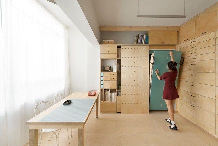Mobili piccoli ~ Modulare e trasformabile: il nuovo modo dellabitare dalla cucina