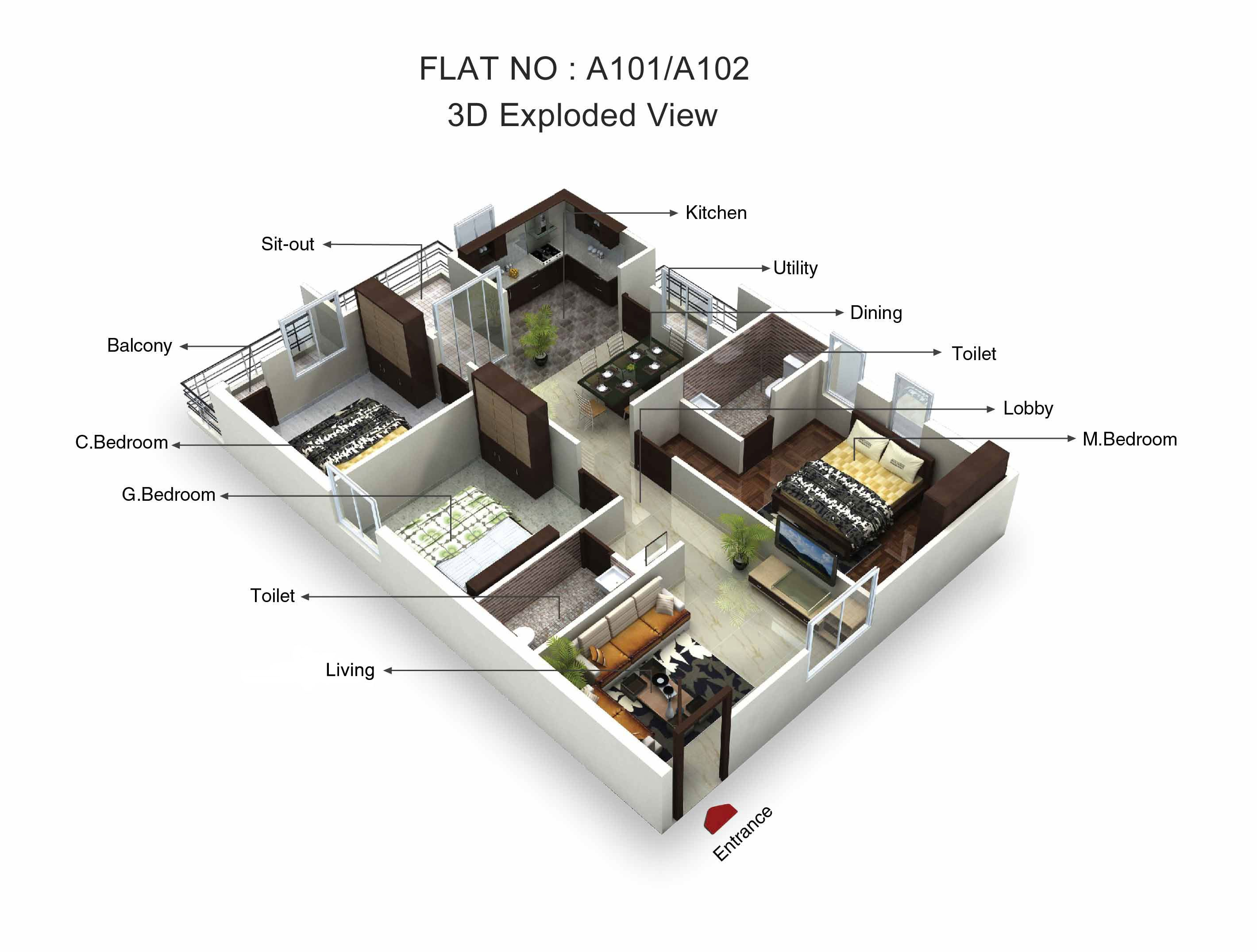 Simple 2 Storey House Design With Roof Deck | hiqra | Pinterest ...