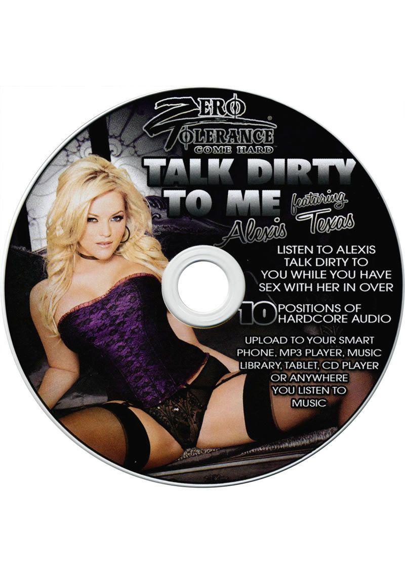 Erotic audio cd