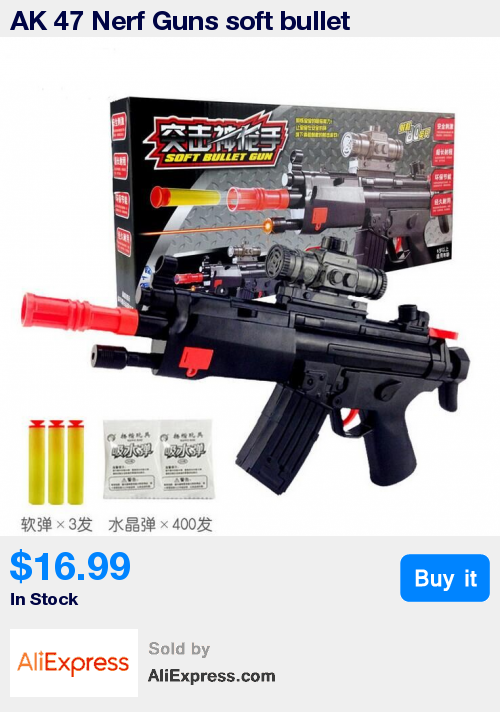 NERF AK-12 Worker Kit(153) for Stryfe, Toys & Games, Bricks & Figurines on  Carousell