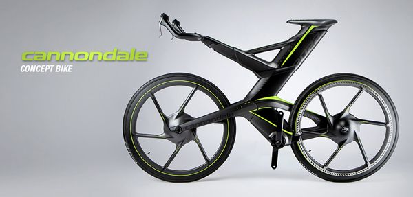 Cannondale CERV Bike by Priority Designs