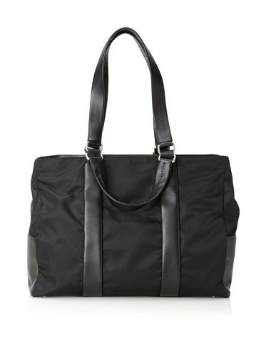 71% OFF Calvin Klein Collection Men\'s Tote (Black)