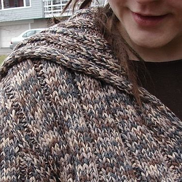 Rib Tie Coat - the first sweater I ever loved.  Knit your own: http://ift.tt/2ei8CSf - #knitting #knitstagram #twistcollective #sarabande #knitbobbles #knittersofig #knitters #knittersof #knittersoftheworld #knittersofinstagram #knittersofravelry #knit #strikk #instaknit #instastrikk #stricken #strikking #garterstitch #seamlessknitting