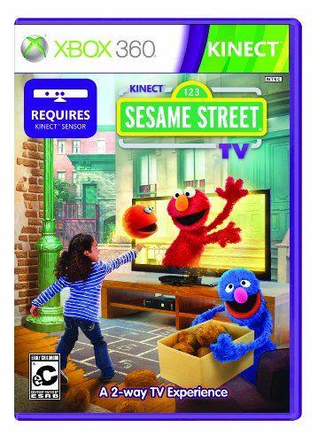 Kinect Sesame Street Tv Xbox 360 Want To Know More Click On The