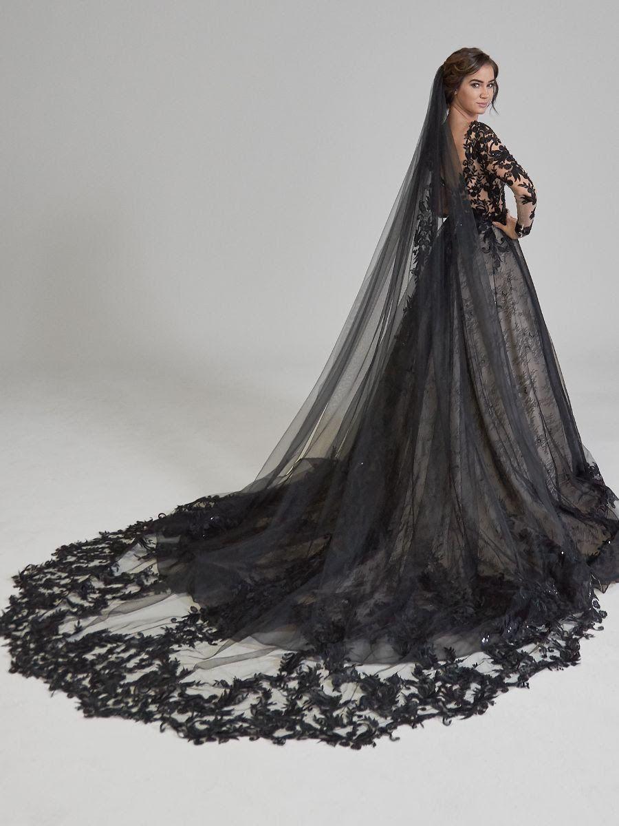 Bridal Michelle S Bridal And Tuxedo Black Wedding Gowns Black Wedding Dresses Black Wedding [ 1200 x 900 Pixel ]