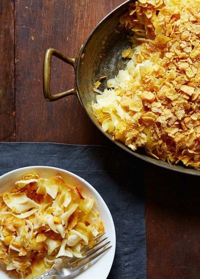 Learn how to make Savory Kugel with this Hanukkah recipe.