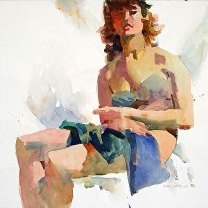Northeast Art Workshop Retreats Event Frank Webb Watercolor
