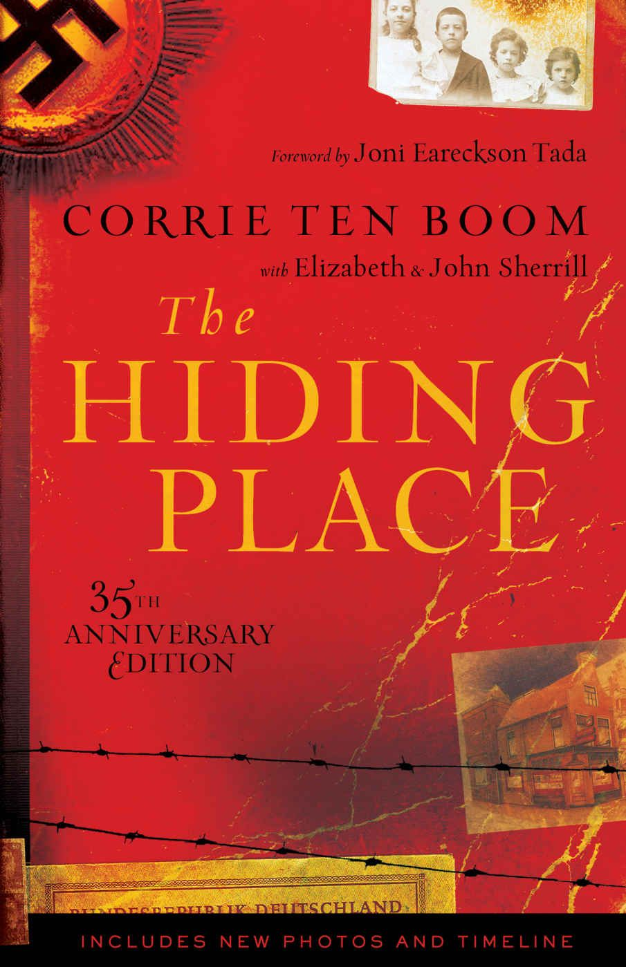 Amazon com the hiding place ebook corrie ten boom elizabeth sherrill