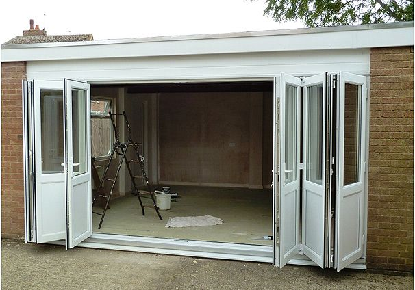 Marvelous Accordion Doors   Garage Conversions Milton Keynes | Bedford | Northampton  | Bucks | Reeves Home