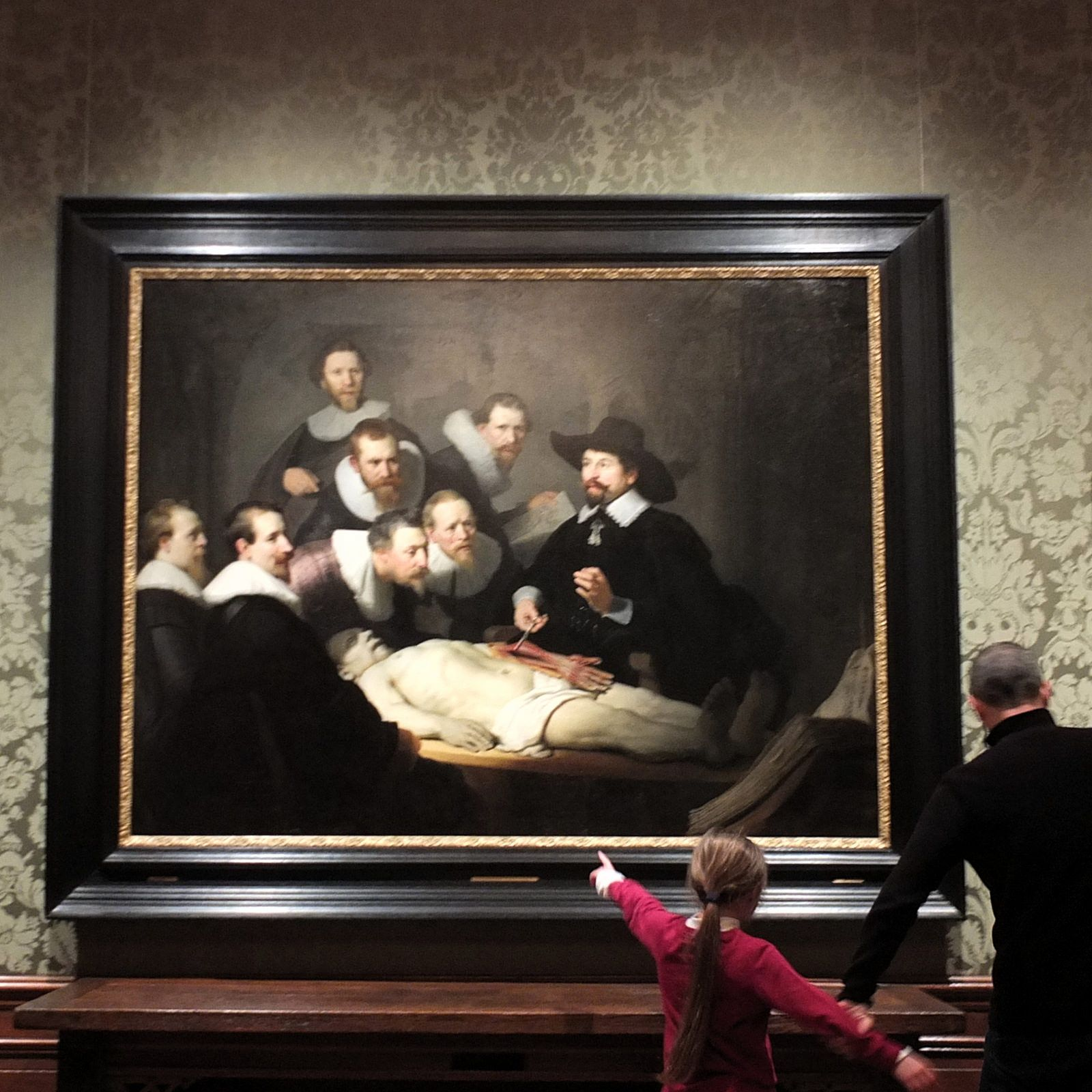 The Anatomy Lesson of Dr. Nicolaes Tulp | Pinterest | Rembrandt ...