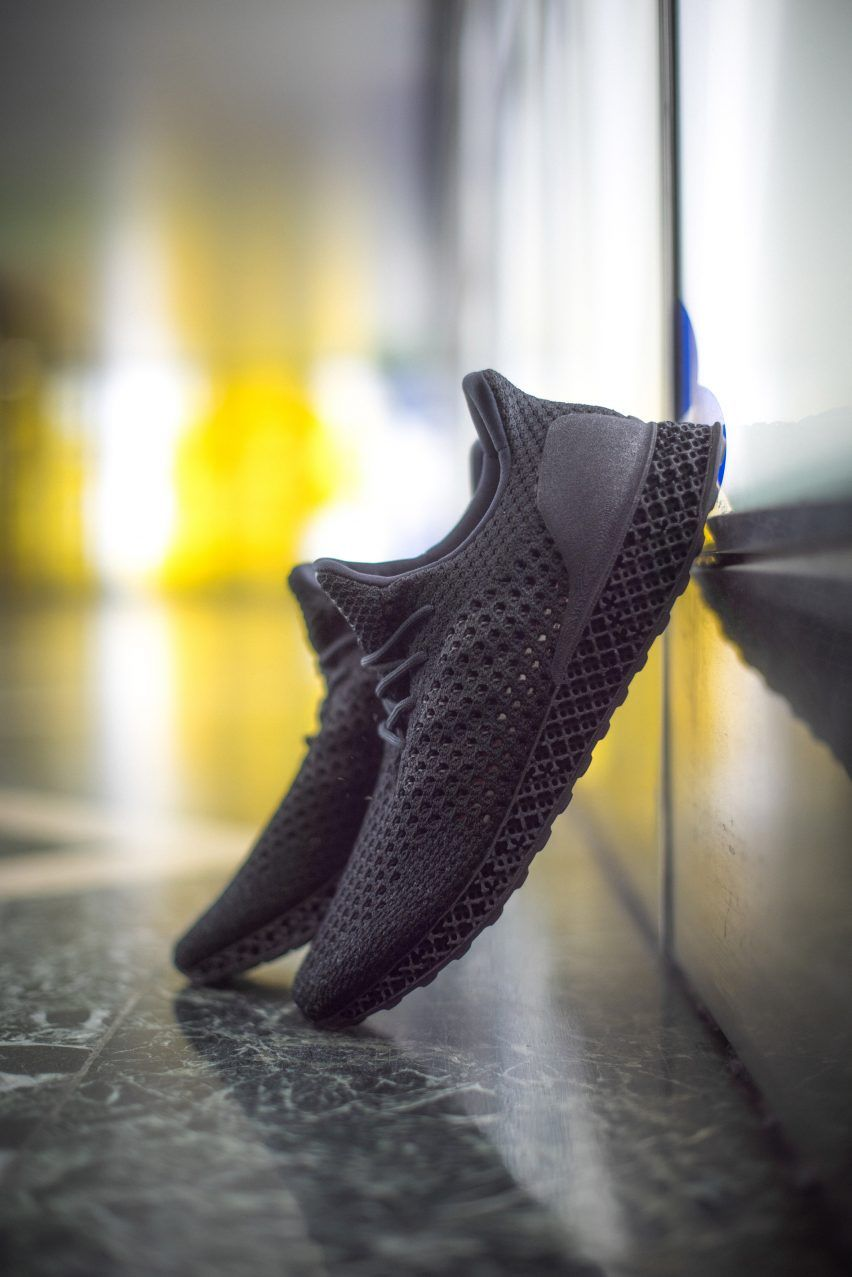 lowest price 7c5ae 1cd4e Adidas has released a limited-edition run of its 3D-printed trainers, which  were worn by a number of athletes at this years Rio Olympics