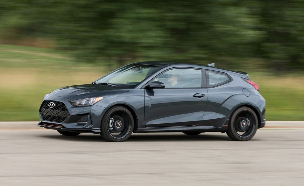 2019 Hyundai Veloster Review Pricing And Specs Hyundai Veloster Veloster Turbo Hyundai
