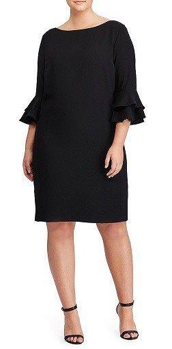 farbe der schuhe zu schwarzem kleid 50 ideen sch ne kleider beautiful dresses plus size. Black Bedroom Furniture Sets. Home Design Ideas
