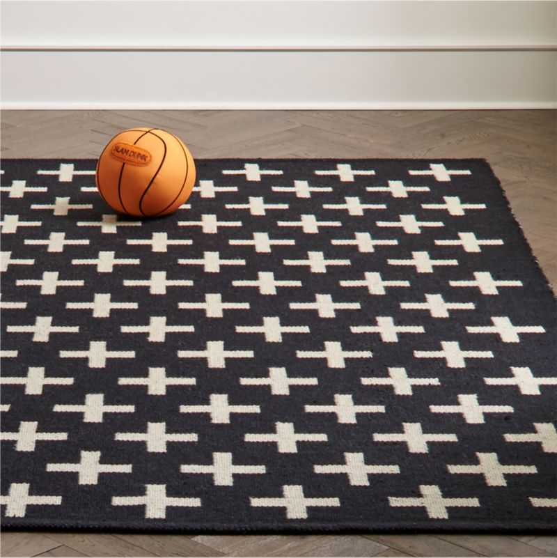 Positive Black Performance Rug Crate And Barrel In 2020 Outdoor Rugs Indoor Outdoor Rugs Cheap Rugs