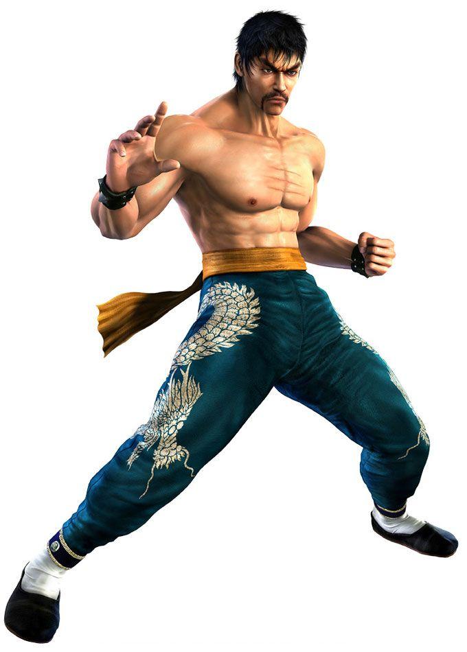 Marshall Law Characters Art Tekken 5 Dark Resurrection
