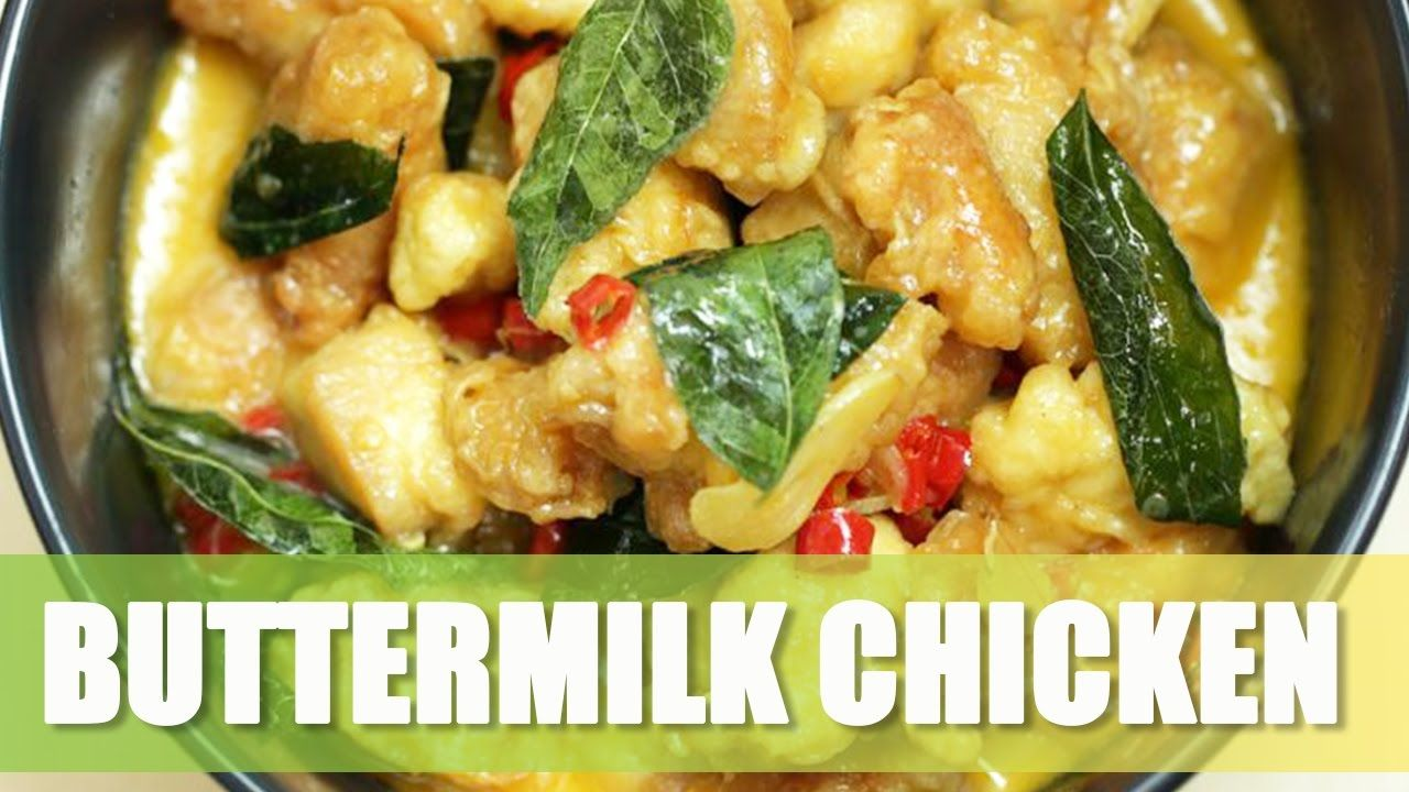 Buttermilk Chicken Home Cooked Malaysia Asian Food Channel Asian Recipes Buttermilk Chicken Asian Food Channel