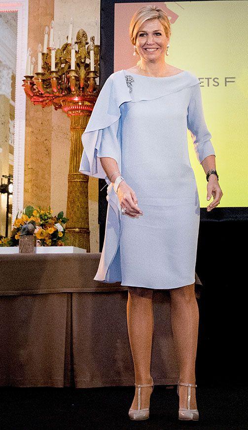 El truco de estilo que Máxima de Holanda comparte con la reina Letizia